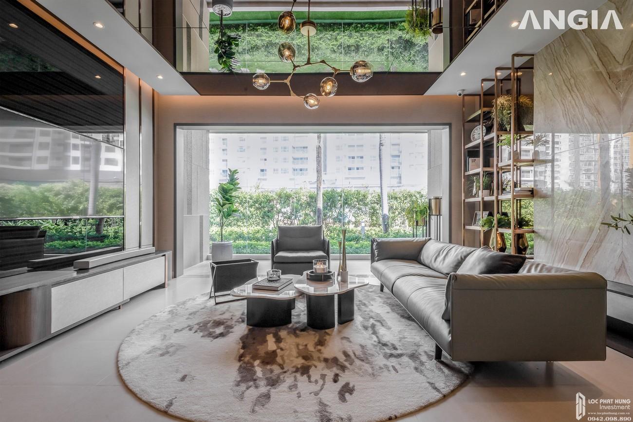 Nhà mẫu căn hộ 3PN - 113m2 dự án West Gate Bình Chánh – Liên hệ 0942.098.890 nhận báo giá căn hộ này