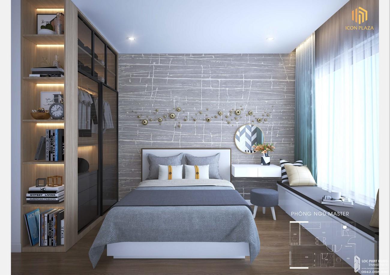 Nhà mẫu dự án căn hộ chung cư Icon Plaza Thuan An Đường Vòng Xoay An Phú chủ đầu tư Danh Việt Group