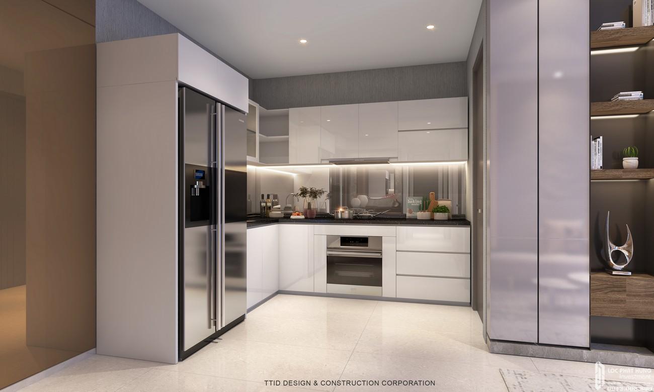 Nhà mẫu dự án căn hộ chung cư Rivana Thuận An Đường Quốc lộ 13 chủ đầu tư Đạt Phước