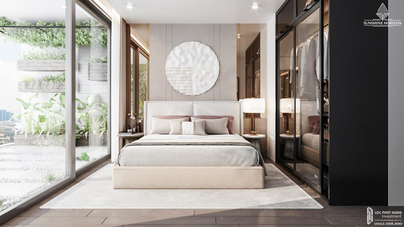 Nhà mẫu dự án căn hộ chung cư Sunshine Horizon Quận 4 Đường Tôn Thất Thuyết chủ đầu tư Sunshine Group