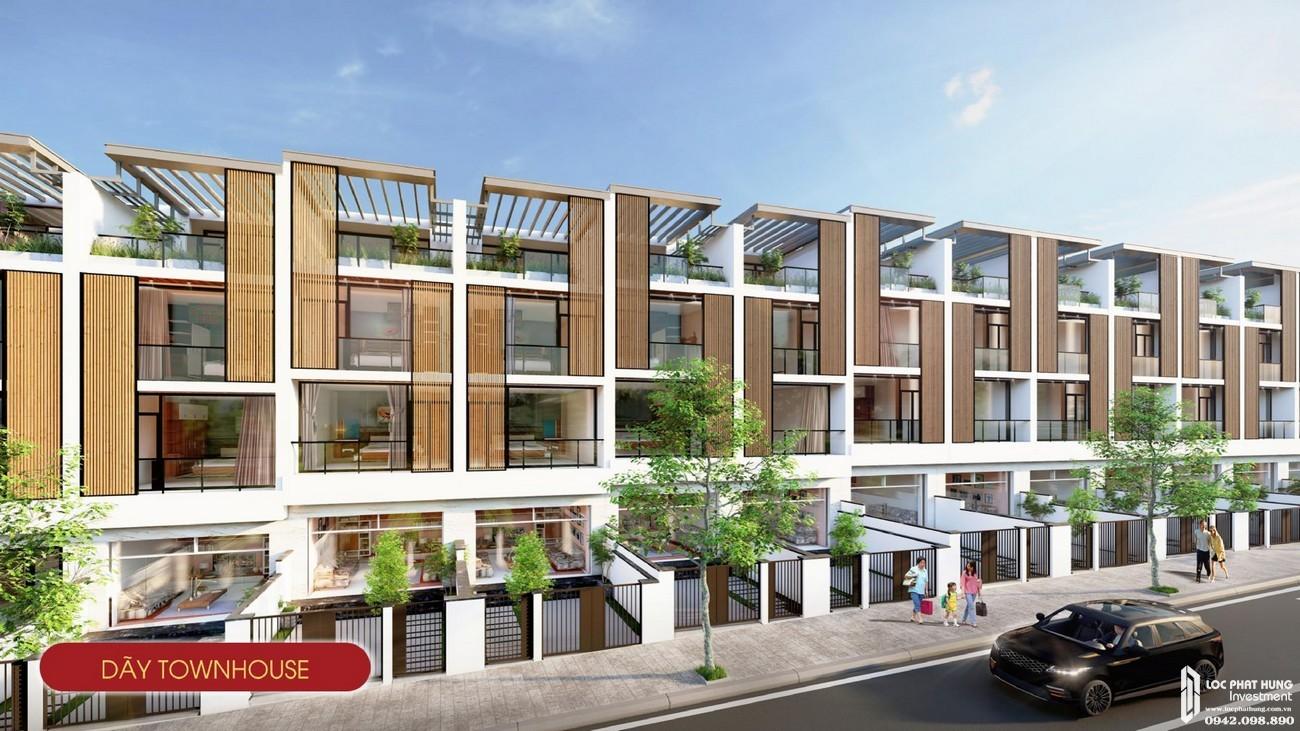 Nhà mẫu dự án nhà phố Takara Residence Thủ Dầu Một Chánh Nghĩa chủ đầu tư Thành Nguyên
