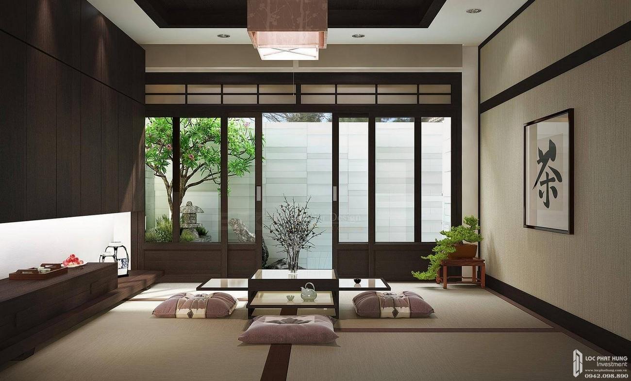 Nội thất dự án nhà phố Takara Residence Thủ Dầu Một Chánh Nghĩa chủ đầu tư Thành Nguyên