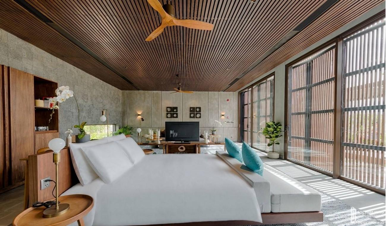 Nội thất dự án Resort Sunshine Heritage Mũi Né TP. Phan Thiết chủ đầu tư Sunshine Group