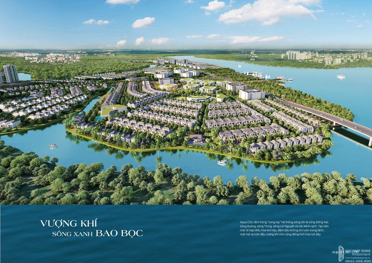 Dự án Aqua City the Suite Biên Hòa, Đồng Nai của nhà phát triển Novaland