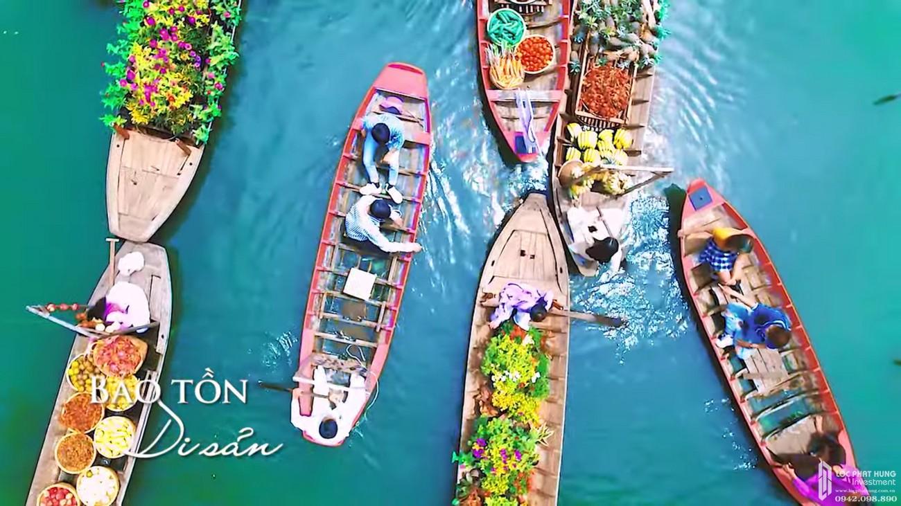 Tiện ích tổng thể dự án Resort Sunshine Heritage Mũi Né TP. Phan Thiết chủ đầu tư Sunshine Group