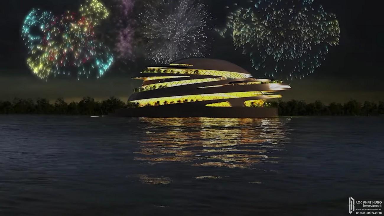 Phối cảnh tổng thể dự án Resort Sunshine Heritage Mũi Né TP. Phan Thiết chủ đầu tư Sunshine Group