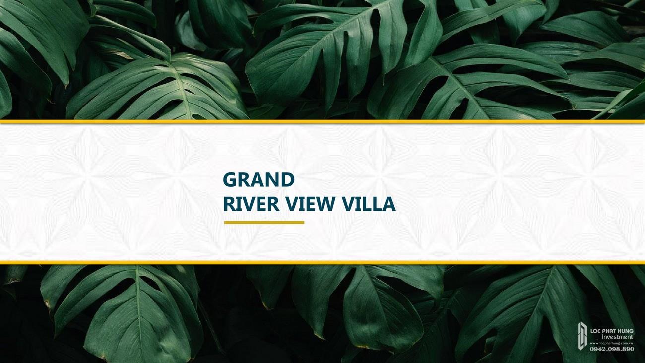 Thiết kế dự án nhà phố Aqua City The River Park 2 Đồng Nai Đường Nam Cao nhà phát triển Novaland