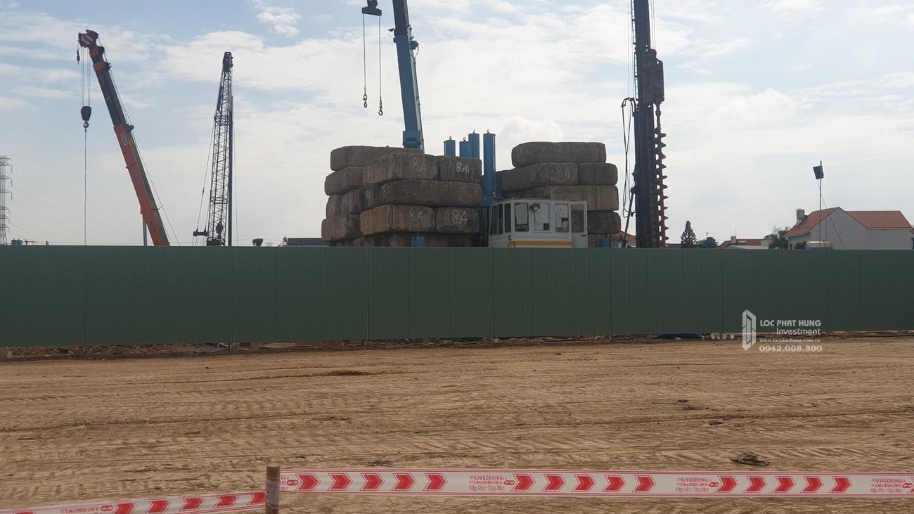 Tiến độ xây dựng Bcons Plaza Bình Dương