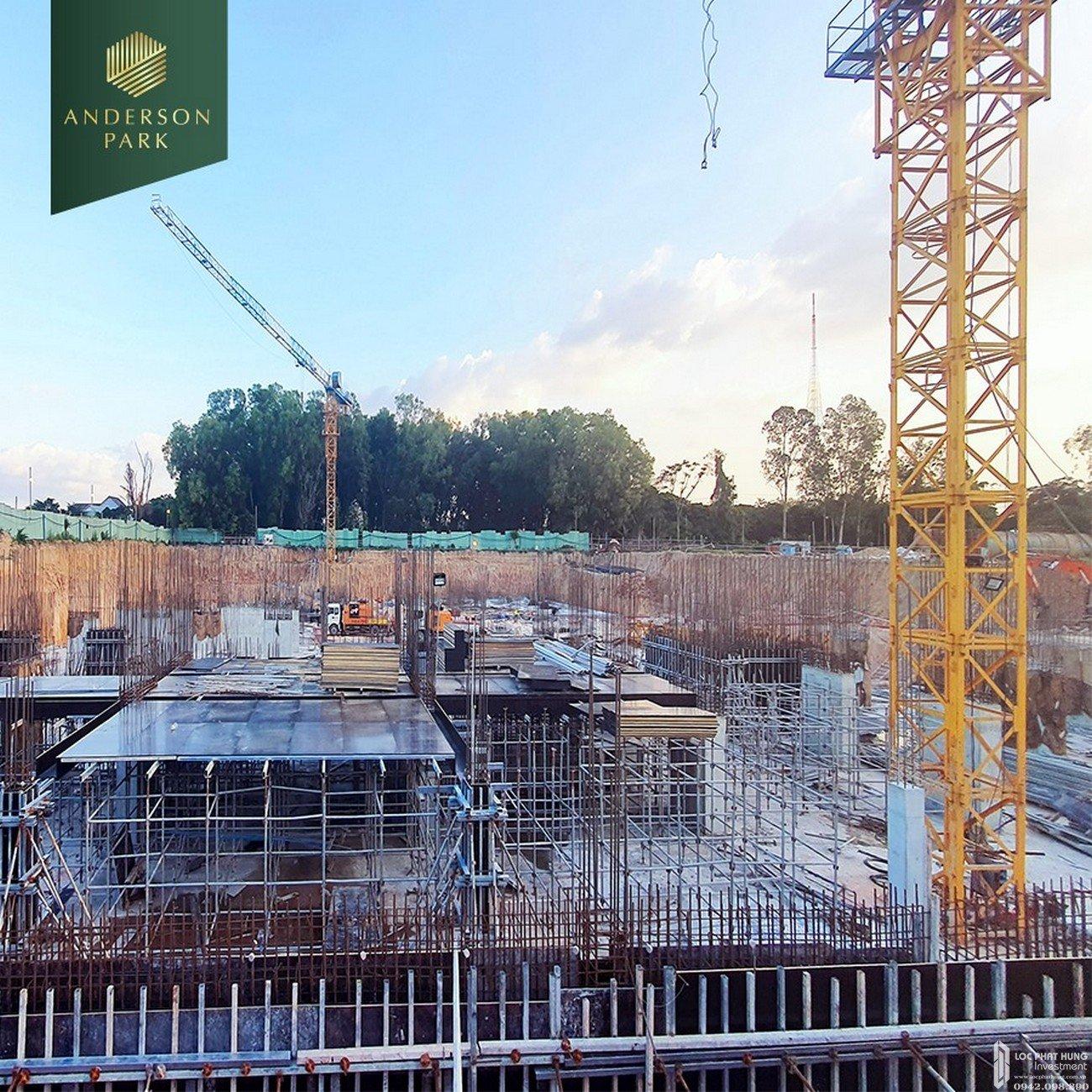 Tiến độ dự án căn hộ chung cư Lavita Thuận An Thuận An Bình Dương tháng 11/2020