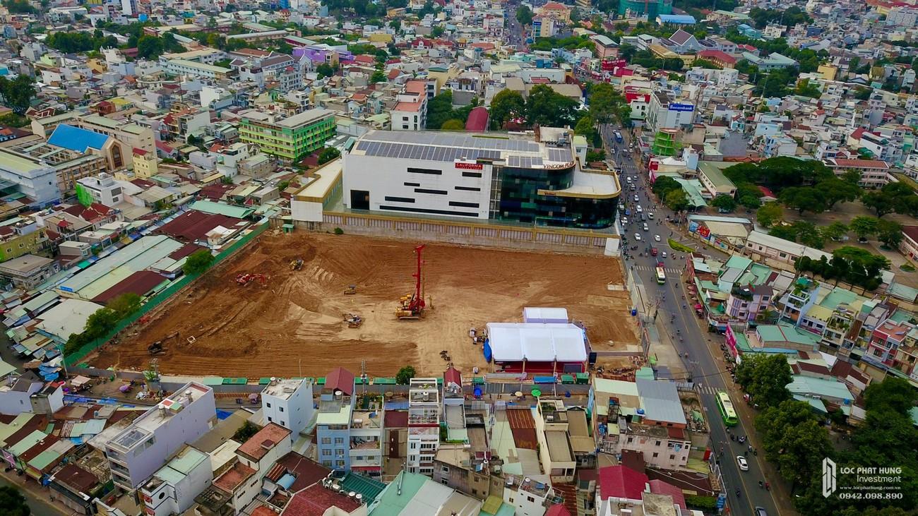 Tiến độ dự án căn hộ chung cư King Crown Infinity Thủ Đức Đường Võ Văn Ngân chủ đầu tư Gia Khang
