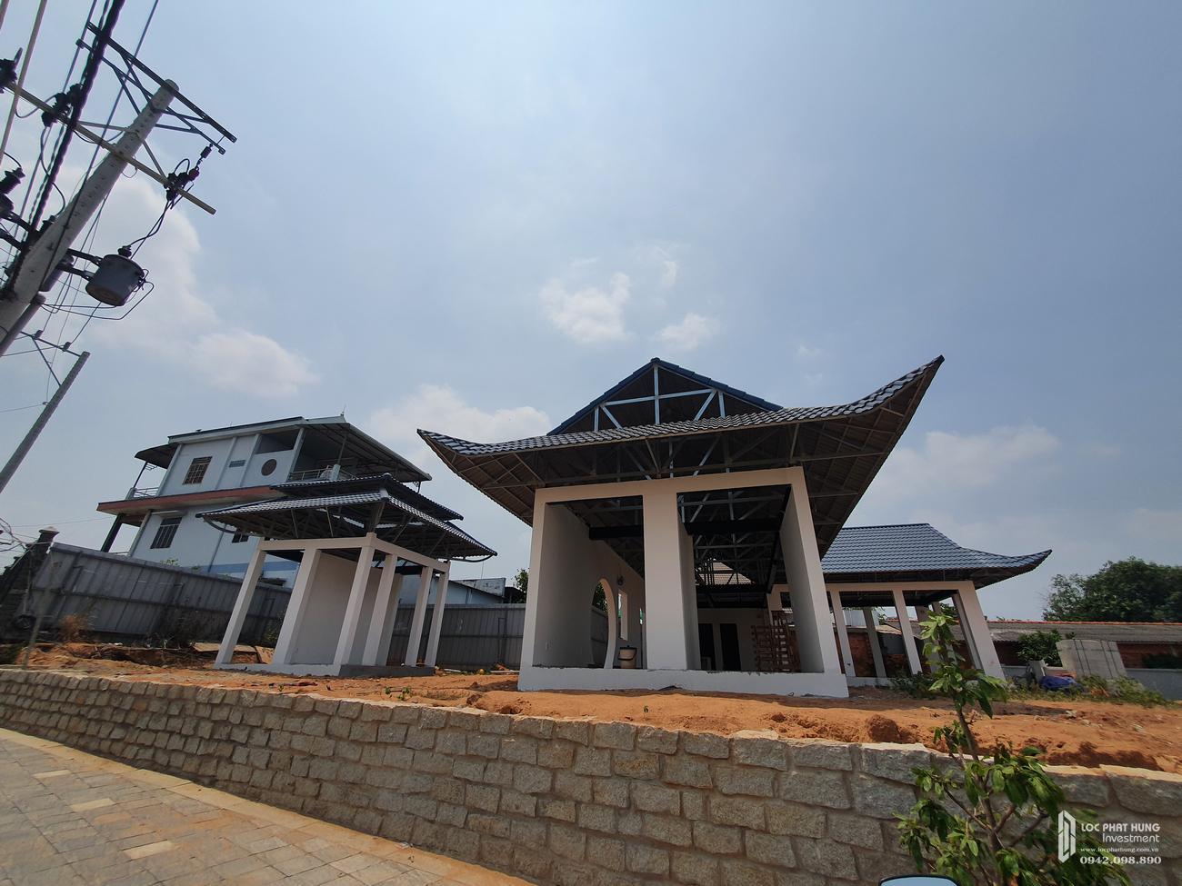 Tiến độ dự án nhà phố Takara Residence Thủ Dầu Một Chánh Nghĩa chủ đầu tư Thành Nguyên
