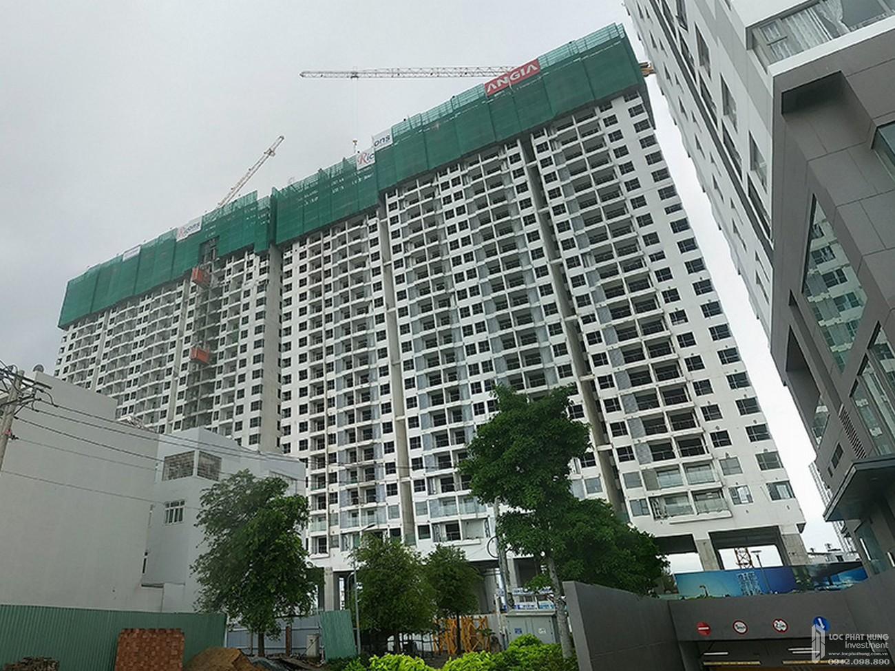 Tiến độ River Panorama dự án căn hộ chung cư Quận 7 tháng 09/2019 Đường Hoàng Quốc Việt chủ đầu tư An Gia Investment