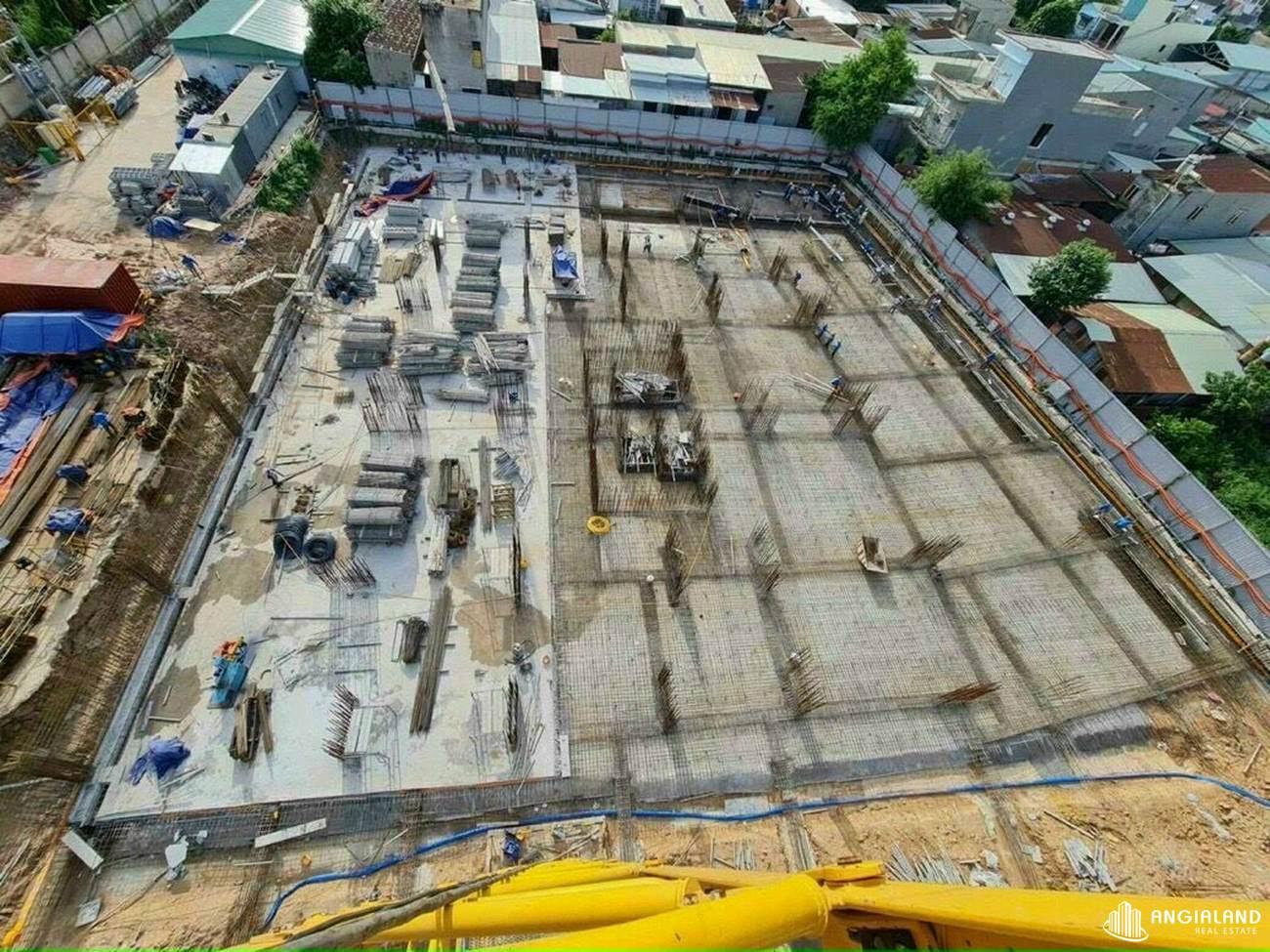 Tiến độ xây dựng căn hộ Biên Hòa Universal Complex tháng 07/2021