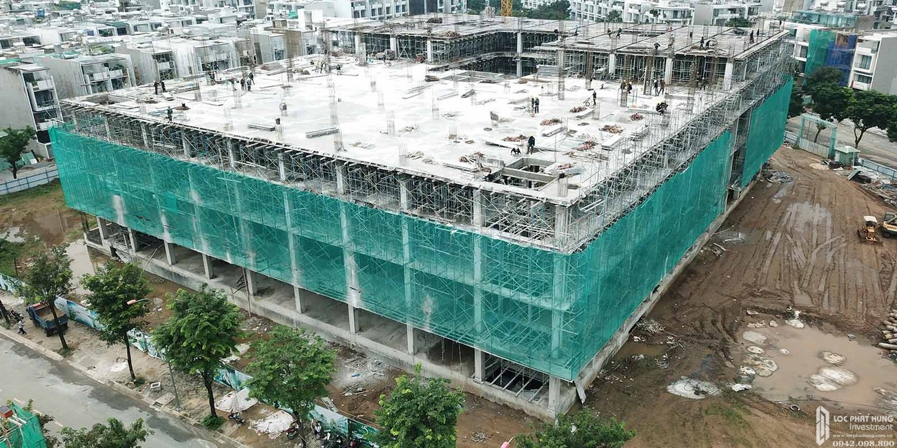 Tiến độ xây dựng Vạn Phúc City Quý 4/2020 Quận Thủ Đức Đường Quốc lộ 13 chủ đầu tư Vạn Phúc Group