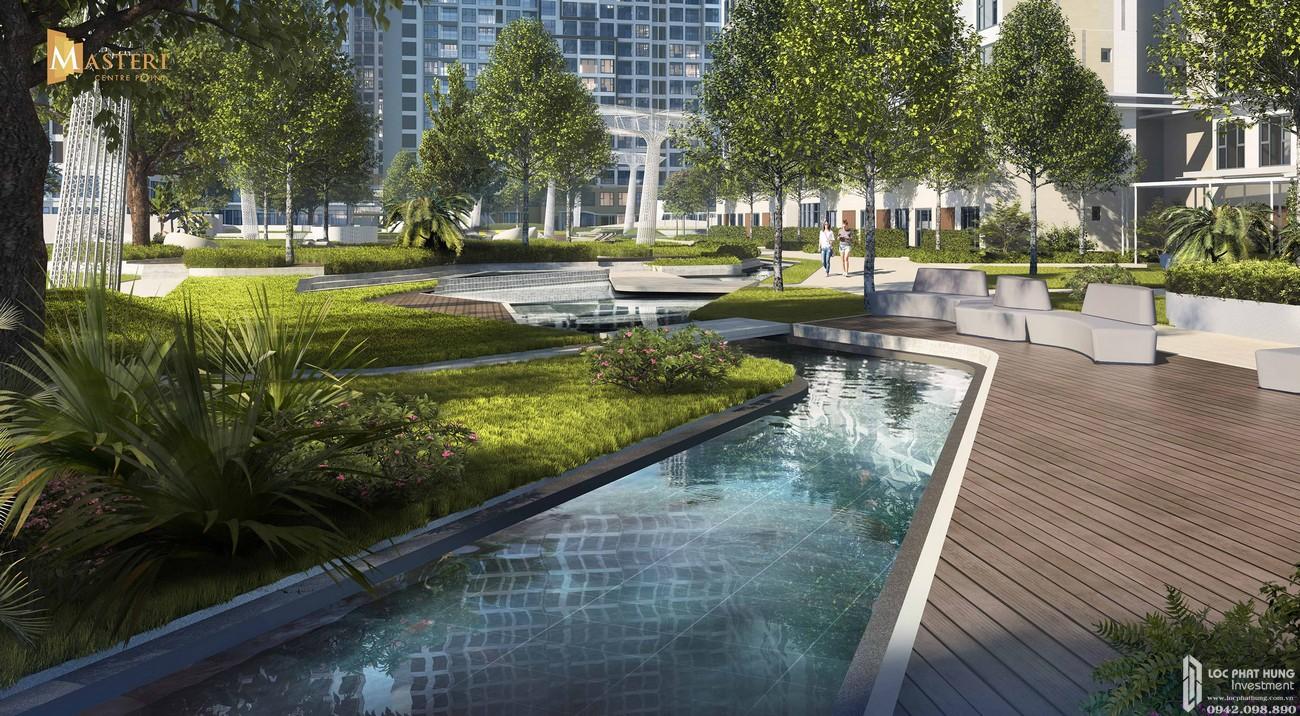 Không gian sống dự án Masteri Centre Point dự án quận 9 vô cùng chất lượng