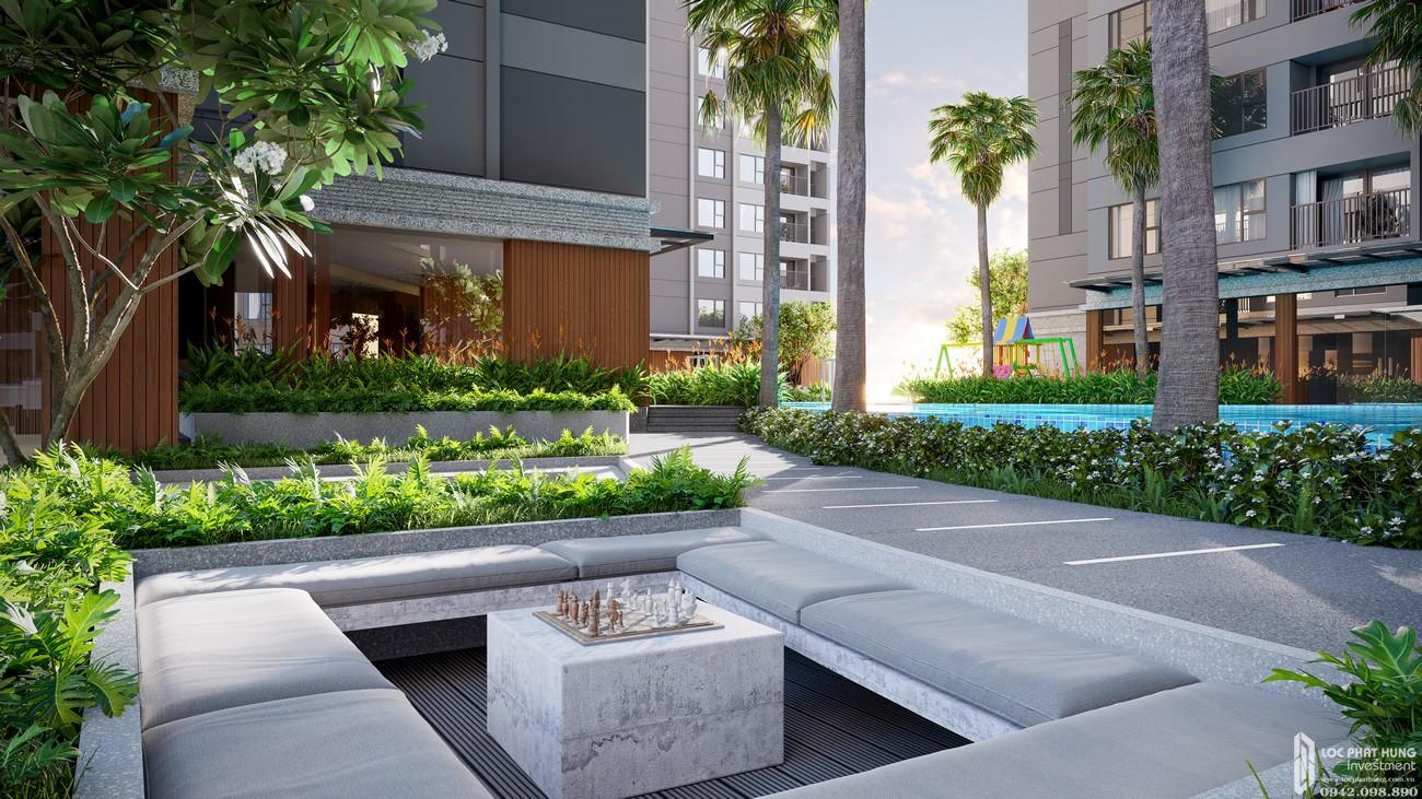 Tiện ích dự án căn hộ chung cư Rivana Thuận An Đường Quốc lộ 13 chủ đầu tư Đạt Phước