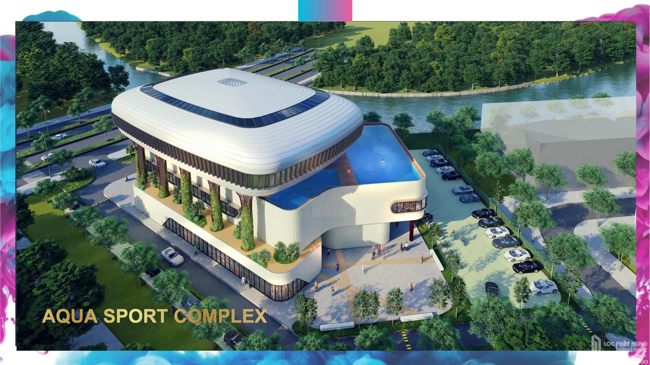 Aqua Sport Complex - Dự án Aqua City The Elite