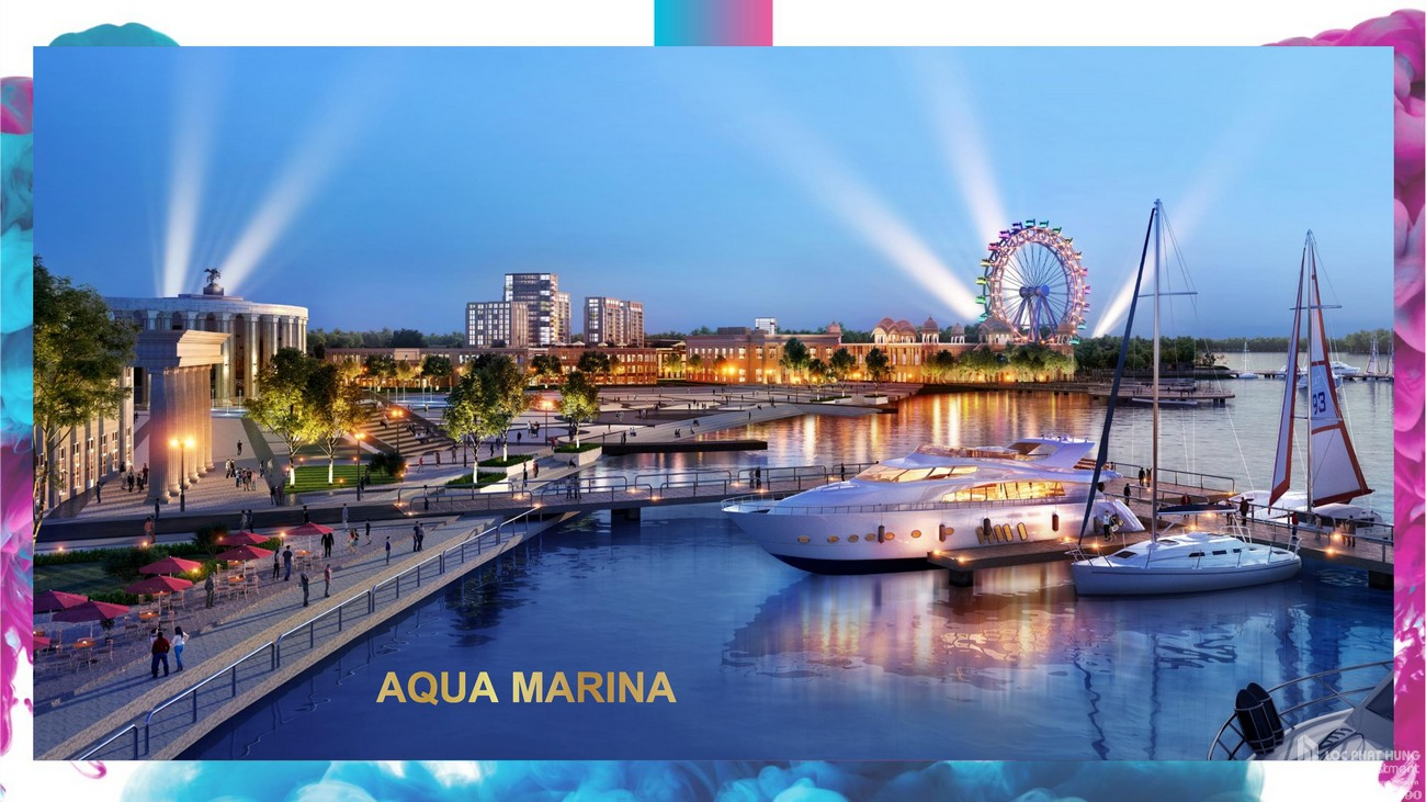 Aqua Marina- Dự án Aqua City The Elite