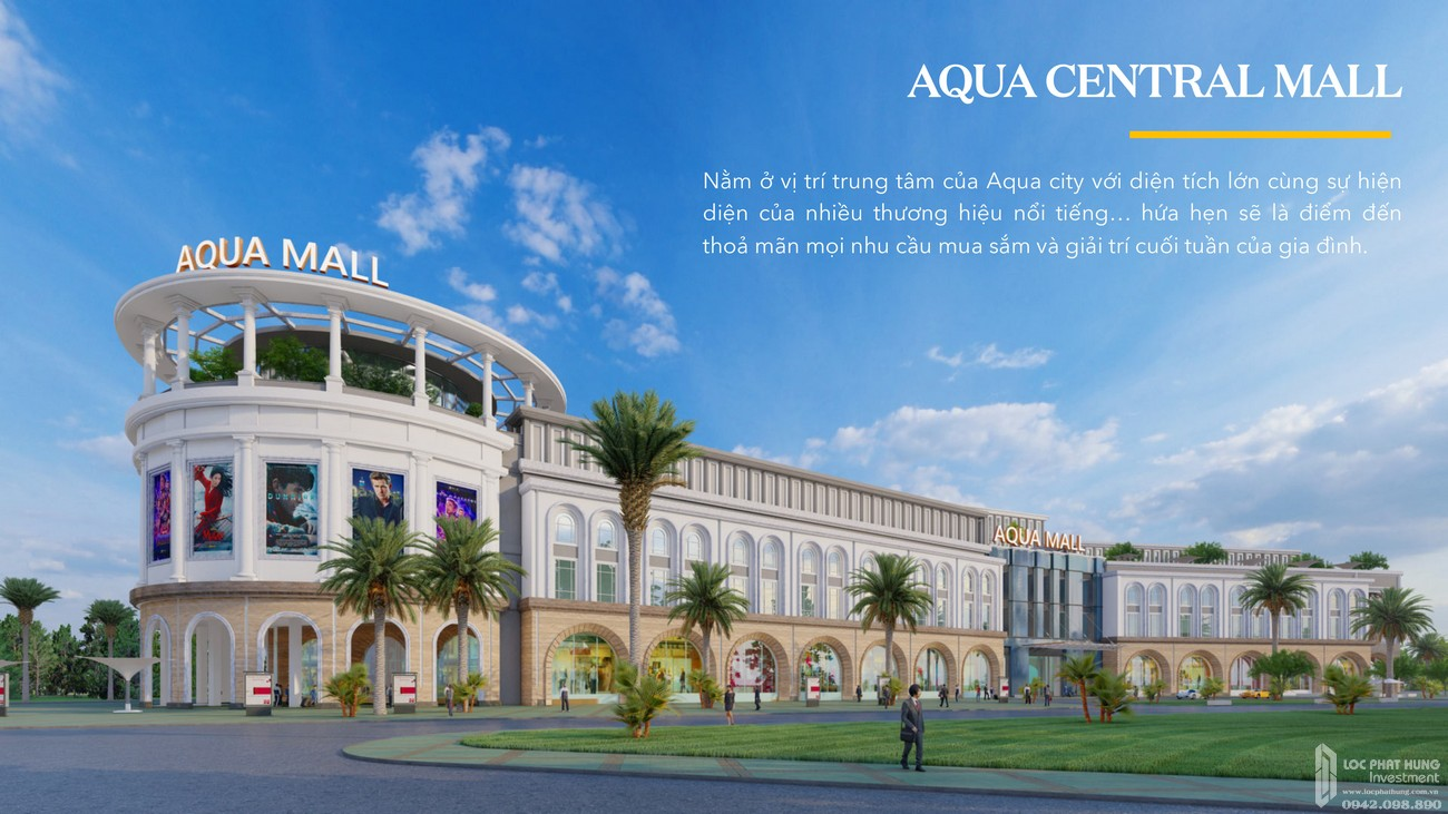 Aqua Central Mall - Aqua City The Stella