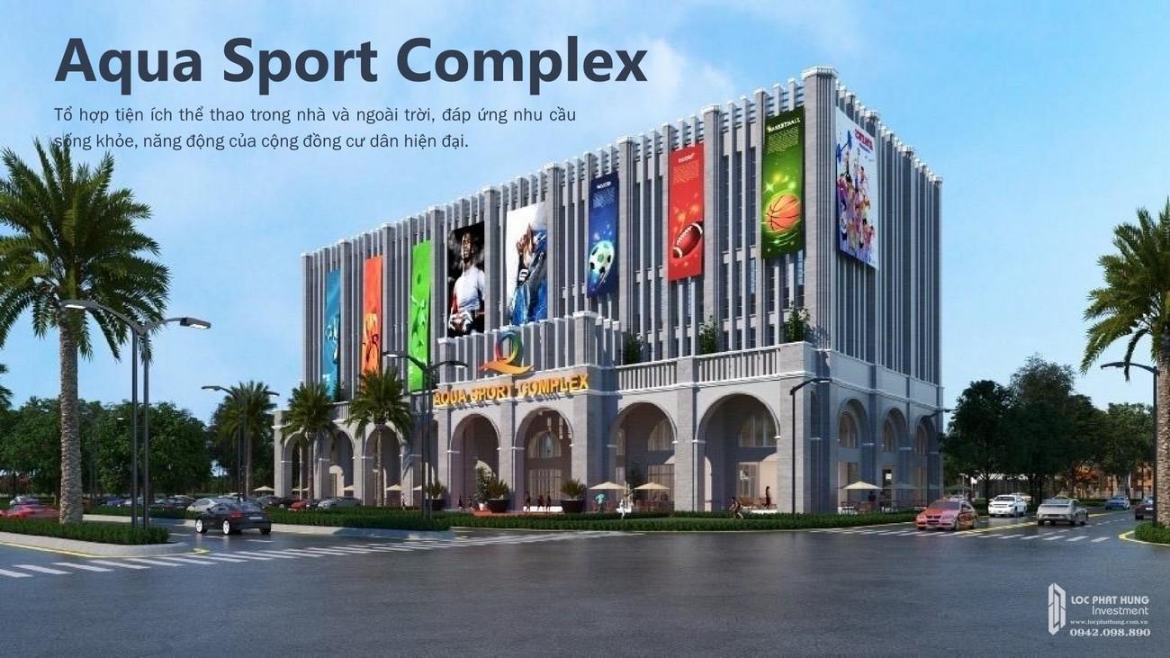 Aqua Sport Compex dự án Nhà Phố Aqua City The River Park 2 Biên Hòa Đường Quốc lộ 51 nhà phát triển Novaland