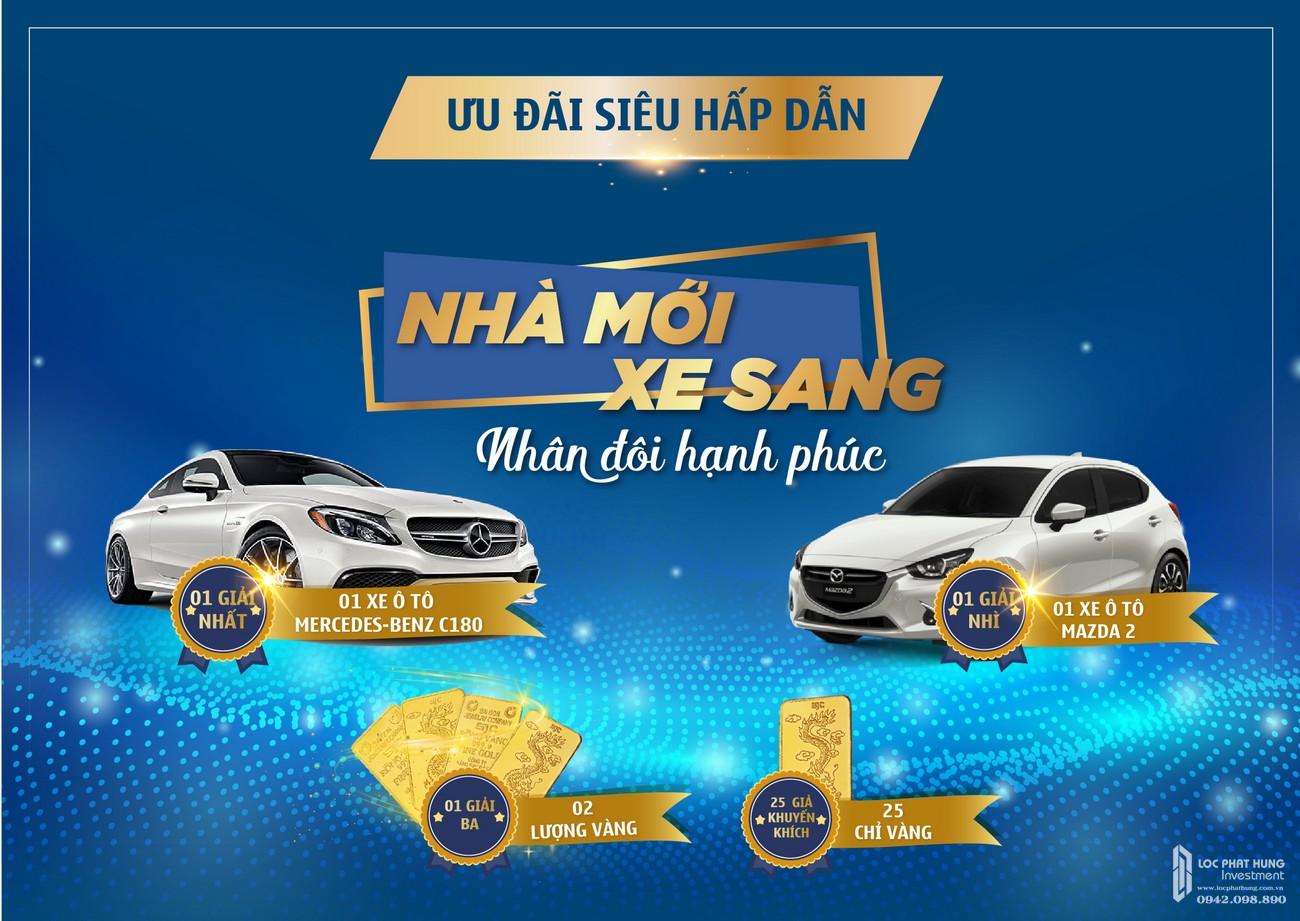 Ưu đãi dự án căn hộ chung cư Rivana Thuận An Đường Quốc lộ 13 chủ đầu tư Đạt Phước