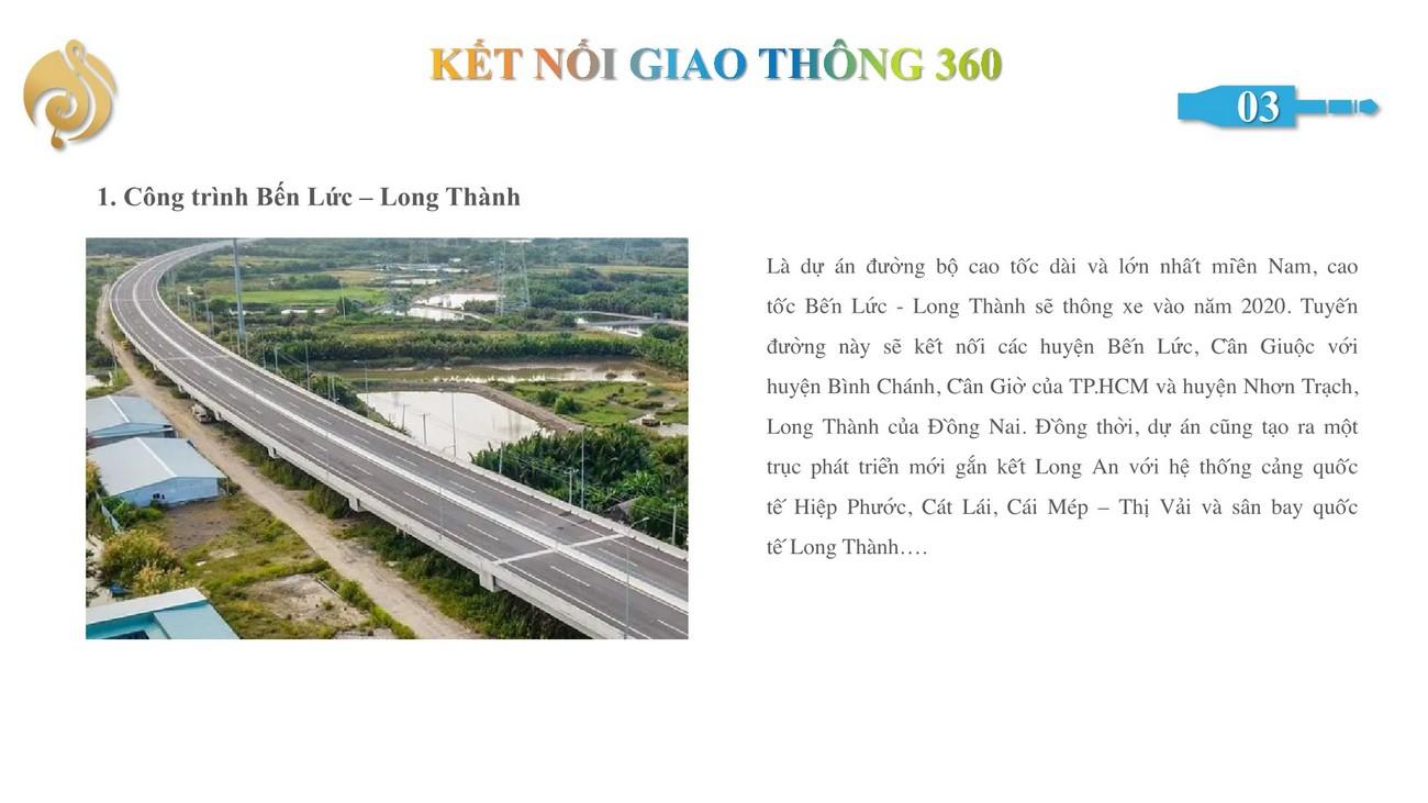 Vị trí địa chỉ dự án đất nền The Sol City Cần Giuộc Đường Hương Lộ 11 chủ đầu tư Thắng Lợi Group