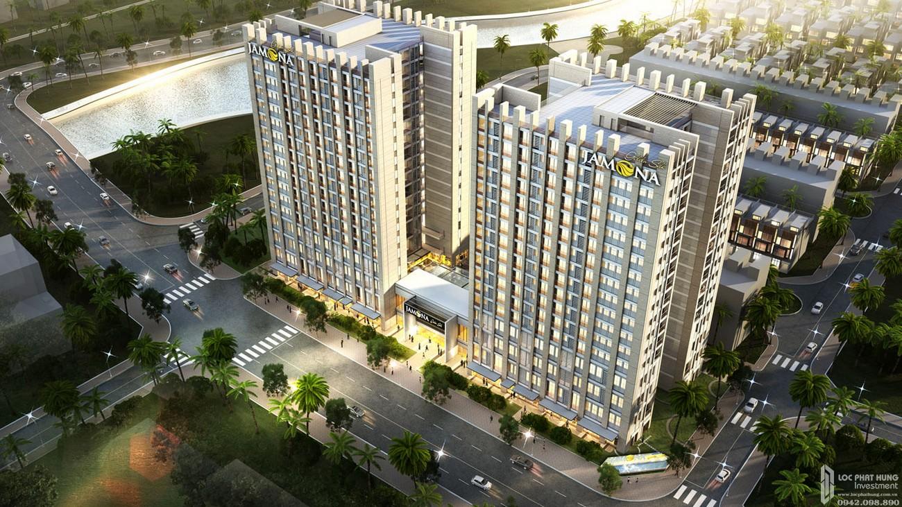 Dự án căn hộ chung cư Jamona Heights