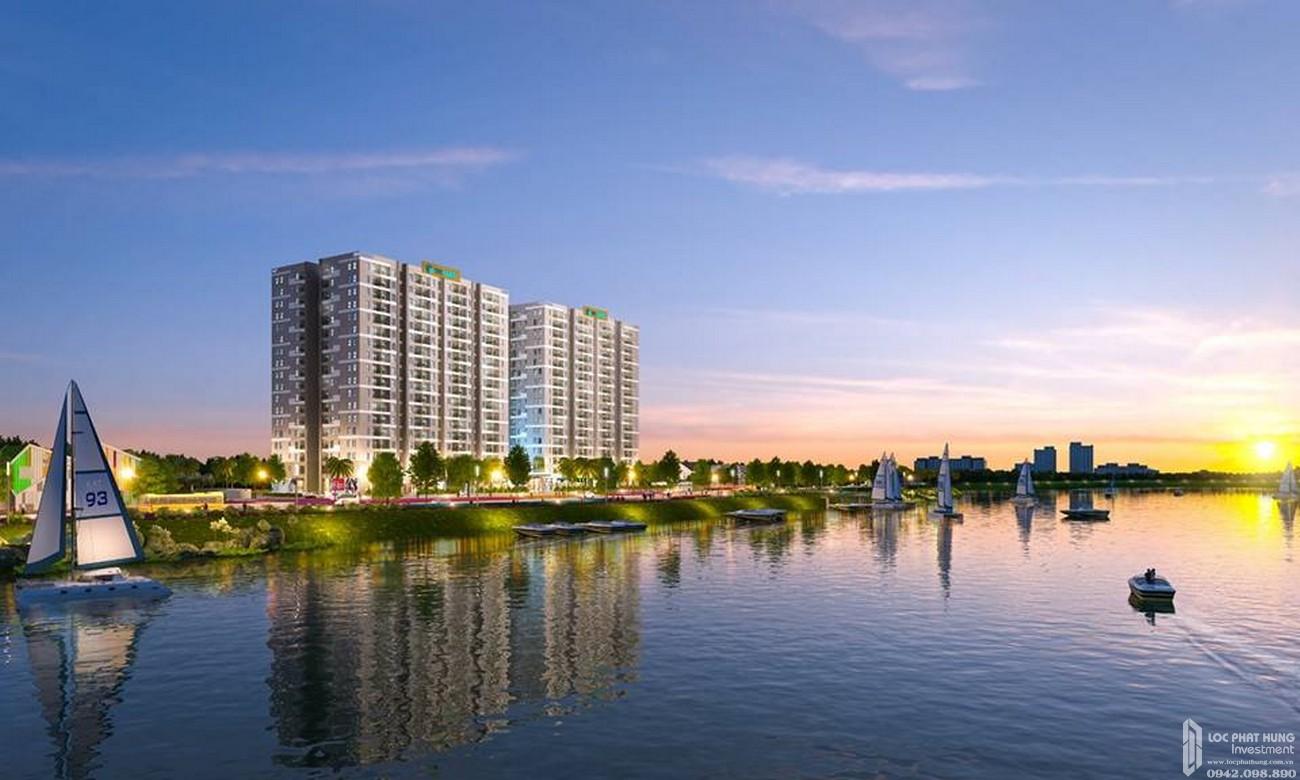 Dự án căn hộ chung cư Jamona Eco đường Huỳnh Bá Chánh quận 8 chủ đầu tư TTC Land