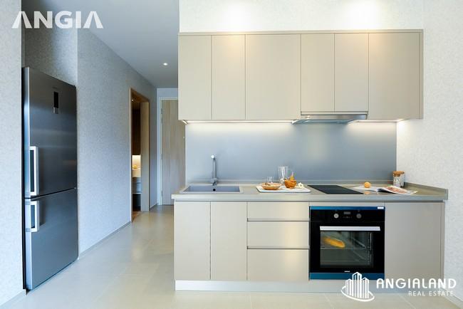 Phòng bếp view 4 - Nhà mẫu 72m2 The Sóng Vũng Tàu