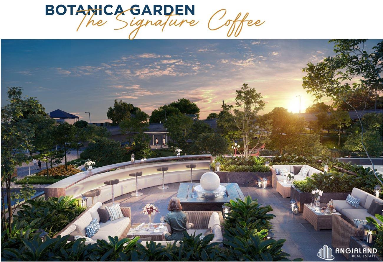 Botanica Garden tháp Charm Diamond
