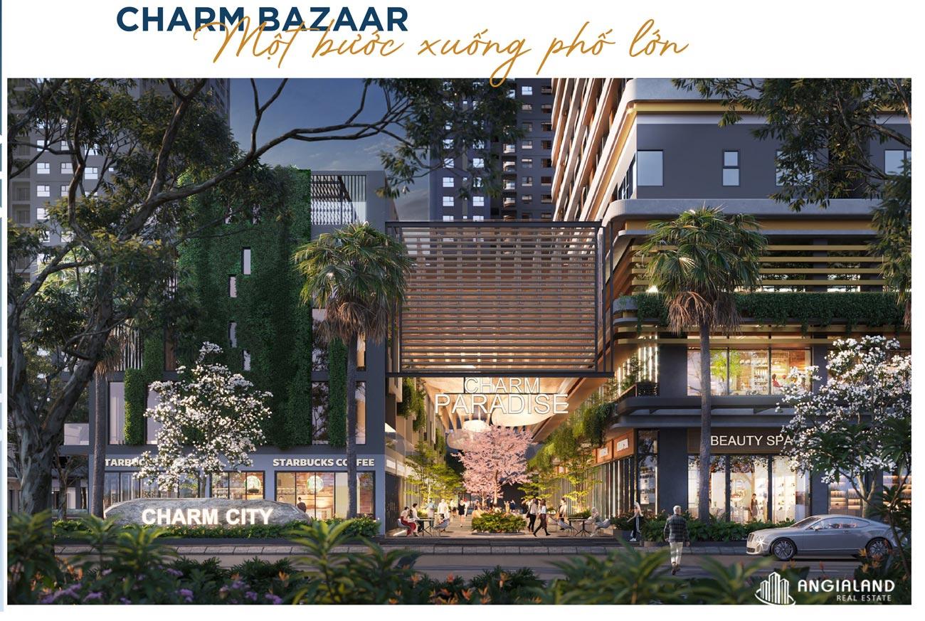 Chamr Bazaar Charm Diamond