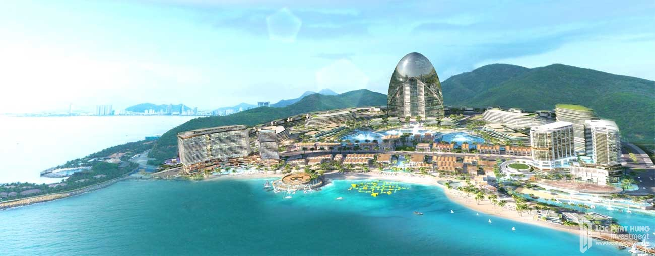 Toàn cảnh tiến độ dự án Vega City TP Nha Trang Khánh Hòa