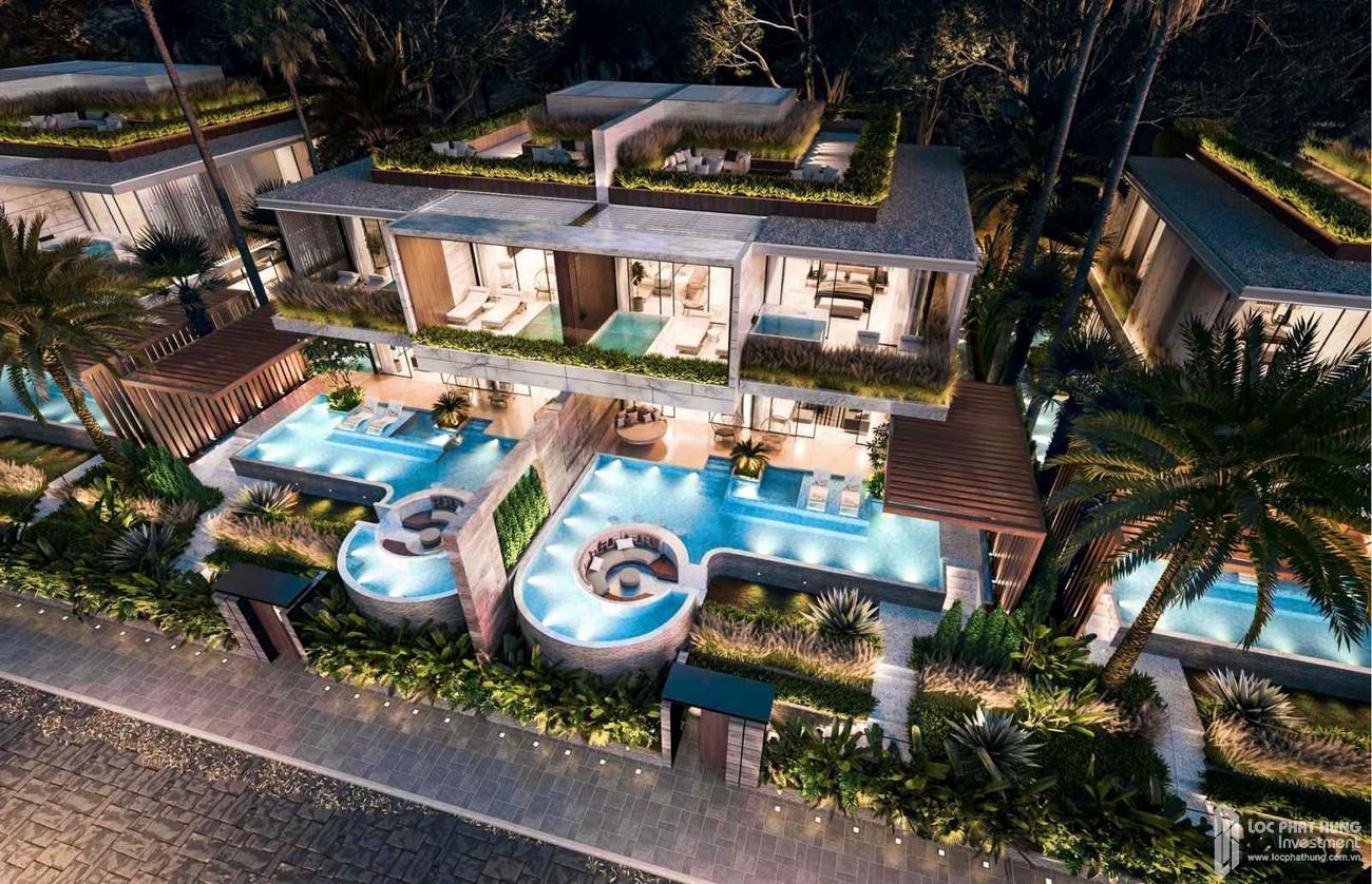 Thiêt kế biệt thự song lập dự án Vega City bãi Tiên TP Nha Trang