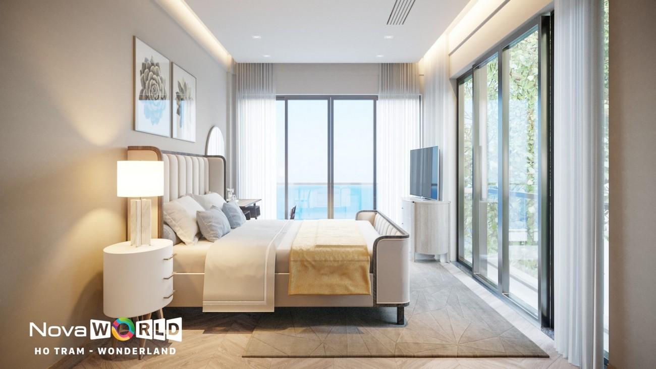 Nhà mẫu dự án nhà phố Novaworld Hồ Tràm Wonderland Xuyên Mộc Đường Phước Thuận chủ đầu tư Novaland