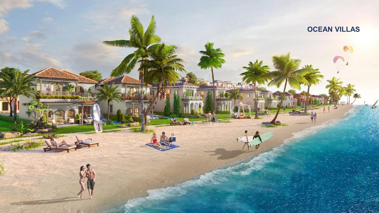 Biệt thự ven biển Habana Island Novaworld Hồ Tràm