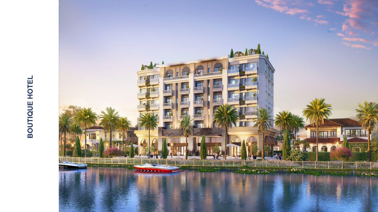 Boutique Hotel dự án Habana Island Novaworld Hồ Tràm
