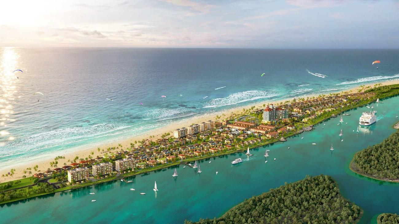 Tổng quan dự án nhà phố biệt thự Island Habana Novaworld Hồ Tràm
