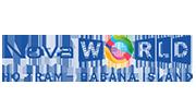 Logo dự án nhà phố biệt thự Habana Island Novaworld Hồ Tràm