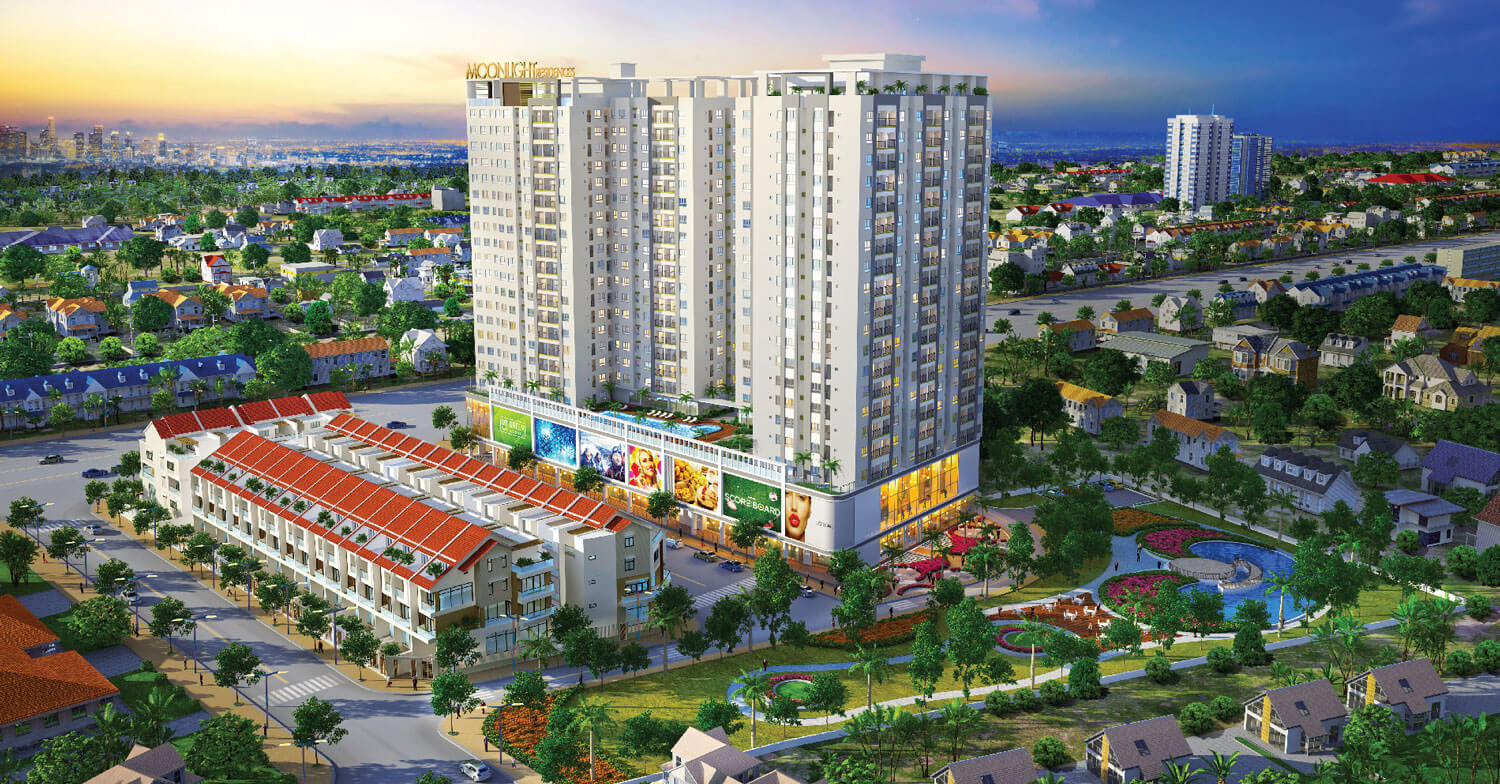Dự án Moonlight Residences