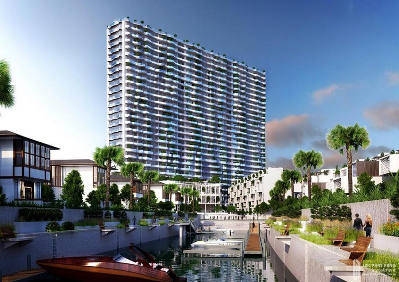 Concept thiết kế  sang trọng dự án TNR Viva Panorama Quận 7
