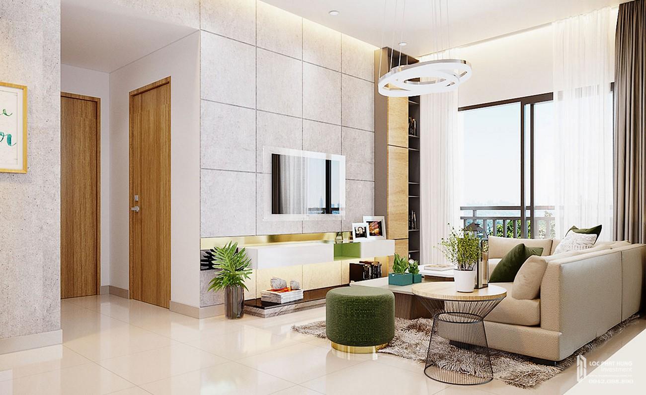Nhà mẫu dự án căn hộ chung cư Saigon Sports City Quận 2 Đường An Phú chủ đầu tư Keppel Land