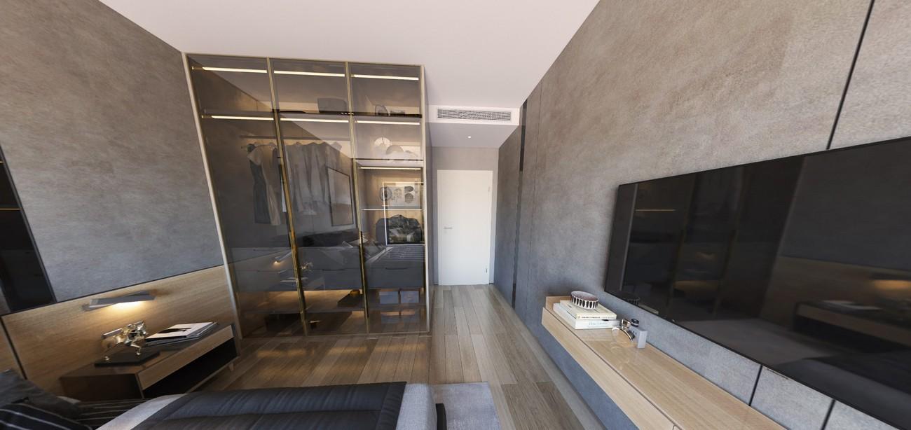 Nhà mẫu căn hộ Astral City 1 Phòng ngủ