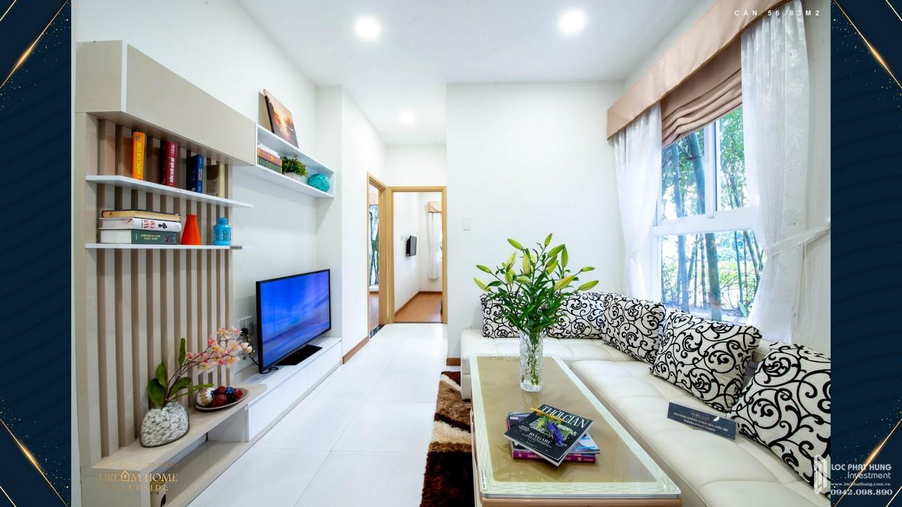 Nhà mẫu dự án căn hộ chung cư Dream Home Riverside Quận 8 Đường Nguyễn Văn Linh chủ đầu tư Công ty TNHH Lý Khương