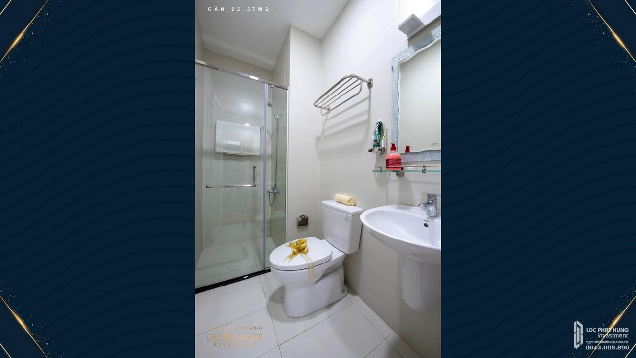 Nhà mẫu dự án căn hộ chung cư Dream Home Riverside Quận 8 Đường Nguyễn Văn Linh chủ đầu tư Công ty cổ phần Nhà Mơ