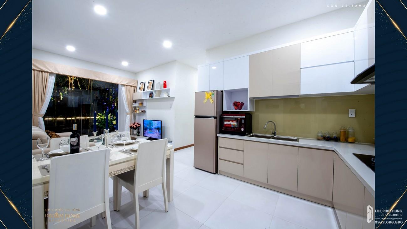 Nhà mẫu Dream Home Riverside: Căn hộ 75m2 – 0942.098.890
