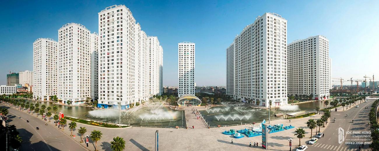 Dự án Vinhomes Times City Hà Nội