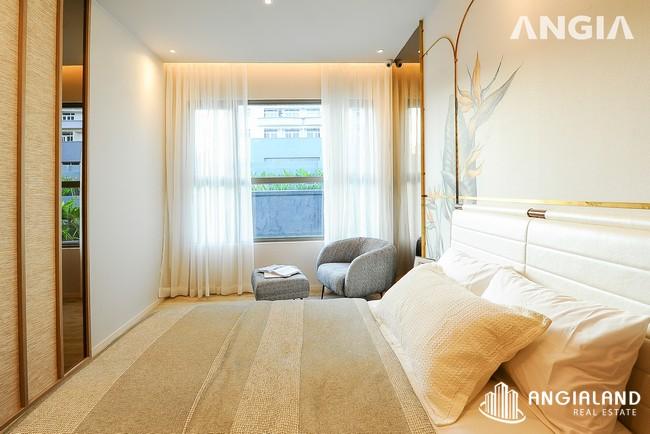 Phòng ngủ view 3 - Nhà mẫu 72m2 The Sóng Vũng Tàu