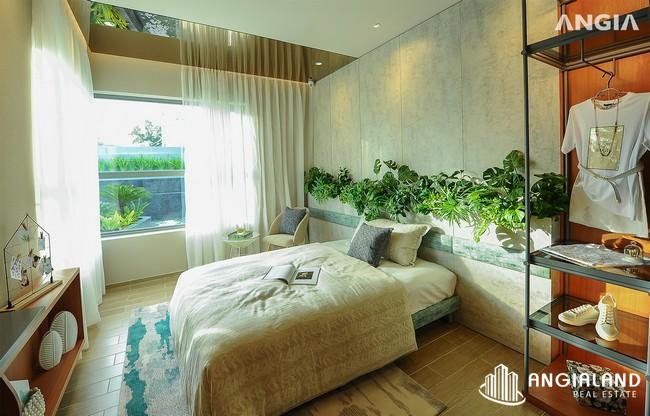Phòng khách ngủ 3 - Nhà mẫu 122m2 The Sóng Vũng Tàu