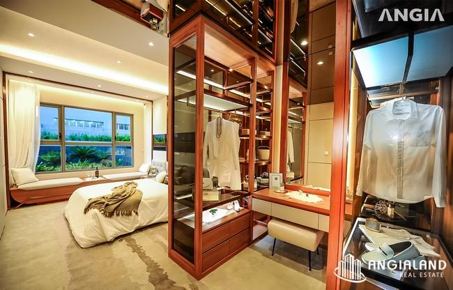 Phòng khách ngủ view 6 - Nhà mẫu 122m2 The Sóng Vũng Tàu