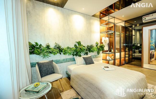 Phòng khách ngủ view 7 - Nhà mẫu 122m2 The Sóng Vũng Tàu